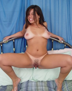 Hairy Latina Mature