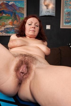 Mature Hairy Women