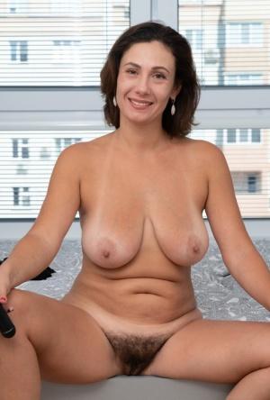 Big Tits Hairy Mature